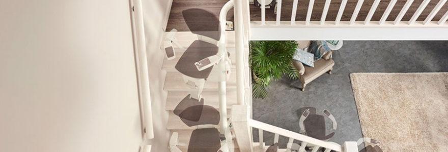 monte-escalier pas cher